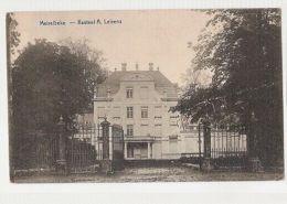 BELGIUM - MEIRELBEKE / MERELBEKE - KASTEEL A. LEIRENS - EDIT JOS. DOOREMAN (337) - Cartes Postales