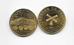 Médaille  E A N A Terre Des Possibles   ( 76 Gruchet Le Valasse) 2008 Trésors De France Arthus Bertrand /33NAT - Arthus Bertrand