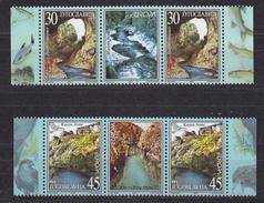 Europa Cept 2001 Yugoslavia  Strip 2x2v + Labels ** Mnh (34639A) - 2001