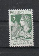 Schweiz  ** 117 Pro Juventute 1913  4er Block Katalog  36,00 - Svizzera