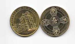 Médaille Cathédrale De Monaco  Croix Des Chanoines Monte Carlo /33NAT - Arthus Bertrand