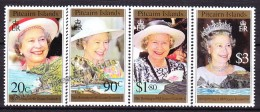 Pitcairn 1996 Yvert 462- 65, 70th Anniversary Of H.M Queen Elizabeth II - MNH - Pitcairninsel