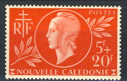 Nouvelle Caledonie 1944 N. 248 MNH Cat. € 1.60 - Nuova Caledonia