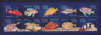Curacao 2014 Fishes Minisheet MNH - Pesci