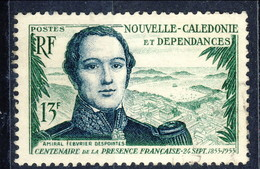 Nouvelle Caledonie 1953 N. 283 MNH Cat. € 15.50 - Nuova Caledonia