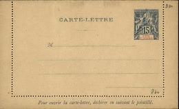 COTE D'IVOIRE - Entier Sur Carte Lettre Vierge Au Type Groupe - P21099 - Briefe U. Dokumente
