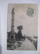CPA Val De La Haye Colonne Commemorative Du Retour Des Cendres De Napoleon 1er  1907 T.B.E. - Autres Communes