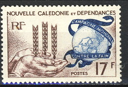 Nouvelle Caledonie 1963 N. 307 MNH Cat. € 5.10 - Nuova Caledonia