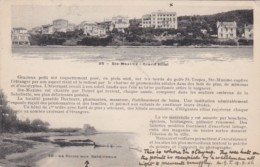 France Ste-Maxine Grand Hotel & Le Pointe Aux Sardineaux 1906 - Rhône-Alpes