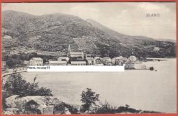 SLANO Near Dubrovnik  ( Croatia ) * Travelled ** K.u.K. Censure ** Croazia Kroatien Dalmatia Dalmazia - Croatia