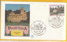 FILAGRANO  -   VILLE D'ITALIA-PESARO    (40709) - 6. 1946-.. Repubblica