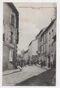 23 CREUSE - BOURGANEUF Gendarmerie, Rue Du Puy - Bourganeuf