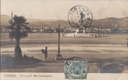 Italie - Firenze - Piazzale Michelangelo - 1914 - Firenze (Florence)