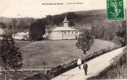 SAINT-AUBIN-LE-CAUF USINE DE BLESDAL - Frankreich