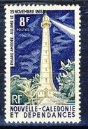 Nouvelle Caledonie 1965 N. 327 MNH Cat. € 2.10 - Nuova Caledonia