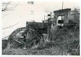 BRAINE-l´ALLEUD (Brabant Wallon) - Molen/Moulin De Mont-Saint-Pont / Moulin De Bande En 1983 -  Photo Véritable 9x13 Cm. - Lieux