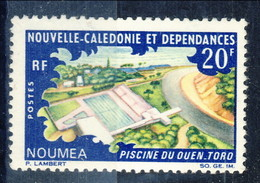 Nouvelle Caledonie 1968  N. 338 MNH Cat. € 4.50 - Nuova Caledonia