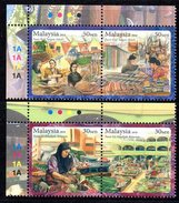 Malaisie Malaysia 1393/96 Marché De Pasar Siti Khadijah , Fruits Et Légumes , Pomme De Terre , Choux , Tomate