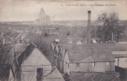 B6 - 60 - Paillart - Oise - La Fabrqiue De Lacets - N° 13 - Sin Clasificación