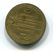 City Of Kitchener Ontario Canada Parking/Transit Token - Monetary /of Necessity