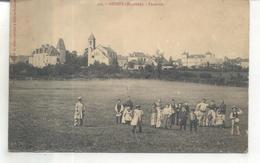 325. Gesnes, Panorama - Autres Communes