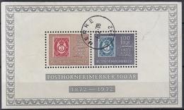 NORUEGA 1972 HB-2 USADO