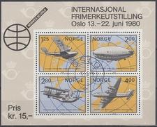 NORUEGA 1979 HB-3 USADO