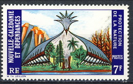 Nouvelle Caledonie 1974 N. 390 MNH Cat. € 2 - Nuova Caledonia