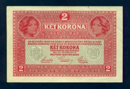 Banconota Austria - 2 Corone 1917 - Austria