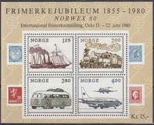 NORUEGA 1980 HB-4 NUEVO