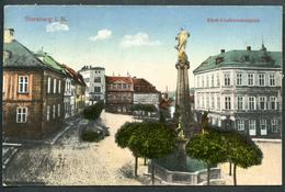Sternberg In Mähren, Sternberk,1925, Fürst Liechtensteinplatz, Olomouc, Mährisch, Schlesien - Tchéquie