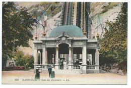 DC 292 - Marseille - Gare Des Ascenseurs. - LL 162 - Notre-Dame De La Garde, Lift