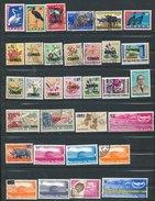 Congo Zaïre Petite Collection Lot De Plus De 200 Timbres Différents - Collections