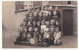 Schaffen: Meisjesschool. (fotokaart,9,50) - Diest