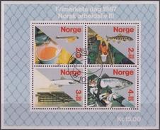 NORUEGA 1987 HB-8 USADO
