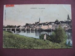 CPA 70 APREMONT Vue Générale COLORISEE Vue Sur La BRASSERIE MAILLARD 1910 Canton GRAY - Otros Municipios