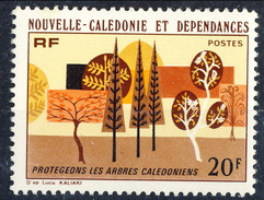 Nouvelle Caledonie 1977 N. 412 MNH Cat. € 2 - Nuovi