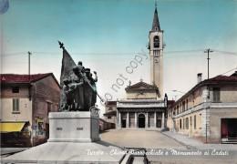 Cartolina - Turate Chiesa Parrocchiale Monumento Ai Caduti 1968 - Como