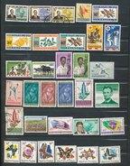 Rwanda Petite Collection Lot De Plus De 350 Timbres - Collections