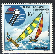 Nouvelle Caledonie 1979 N. 430 MNH Cat. € 2.20 - Nuova Caledonia