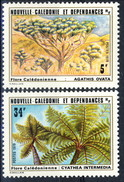 Nouvelle Caledonie 1979 Serie N. 431-432 MNH Cat. € 3.60 - Nuova Caledonia