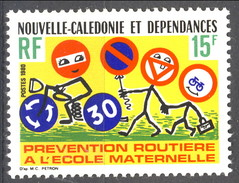 Nouvelle Caledonie 1980 N. 439 MNH Cat. € 1.30 - Nuovi