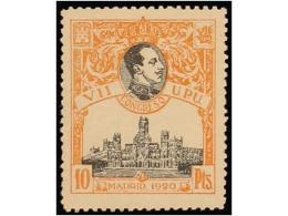 SPAIN: ALFONSO XIII 1889-1931 - Spain