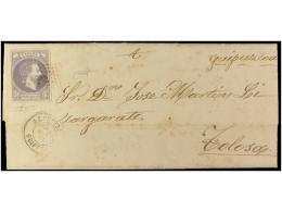 SPAIN: EMISIONES CARLISTAS 1873-1875 - Spain