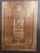GUARDA -MONOGRAFIAS- «Monografia Artistica Da Ciadade Da Guarda» (Autor: Adriano Vasco Rodrigues-1958) - Boeken, Tijdschriften, Stripverhalen