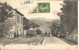 83 - BORMES - La Gare - Bormes-les-Mimosas