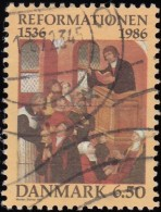 DENMARK - Scott #830 Thorstunde Cnurch, Coponhagen (*) / Used Stamp - Chiese E Cattedrali
