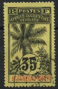 Haut Sénégal Et Niger (1906) N 10 (o) - Opper-Senegal En Niger (1904-1921)