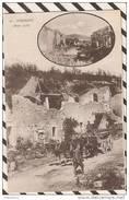 U375 APREMONT 1918   2 SCANS - Guerre 1914-18