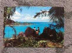 AK   SEYCHELLES  PORT LAUNAY BAY - Seychellen
